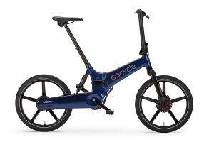 GoCycle GX Blu - Pieghevole