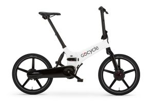 GoCycle GX Bianco - Pieghevole